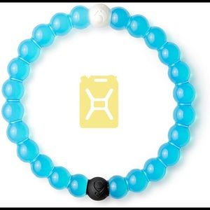 NWOT clear blue water cause lokai - M
